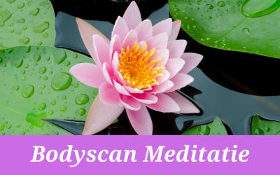 Bodyscan meditatie (geleide lichaamsmeditatie)